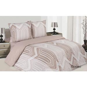 цена Комплект постельного белья Ecotex семейный, поплин, Поэтика Мехико (4660054340147) онлайн в 2017 году