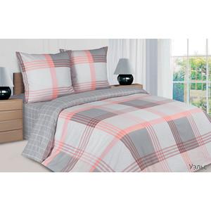 Комплект постельного белья Ecotex семейный, поплин, Поэтика Уэльс (4650074959689)