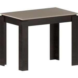Стол Атлант СТ 07 дуб девонширский, венге магия стол обеденный раскладной ст 4257 доступные цвета тёмный дуб