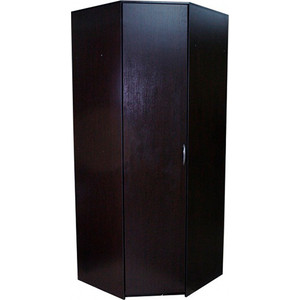 Угловой шкаф Гамма Уют 82х45х240 венге цена