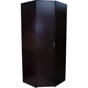 Угловой шкаф Гамма Уют 97х60х240 венге