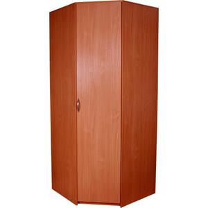 купить Угловой шкаф Гамма Уют 97х60х240 вишня оксфорд дешево