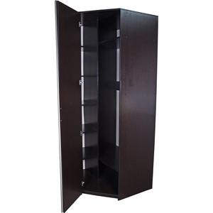 Угловой шкаф Гамма Премиум 82х45х240 венге цена