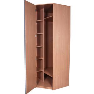Угловой шкаф Гамма Премиум 82х45х240 бук бавария цена