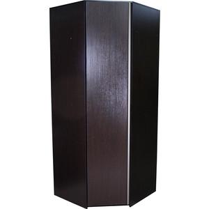 Угловой шкаф Гамма Премиум 97х60х240 венге