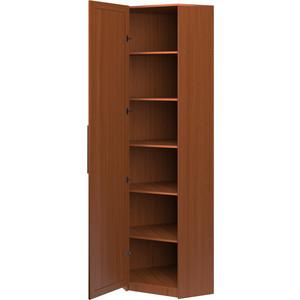 Книжный угловой шкаф Гамма Симфония СУ-Г