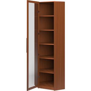 Книжный угловой шкаф Гамма Симфония СУ-П