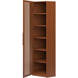 Книжный угловой шкаф Гамма Симфония СУ-Б