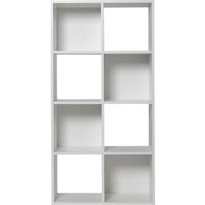 Стеллаж Гамма Бит-8 белый стеллаж детский бит и байт 6 9415