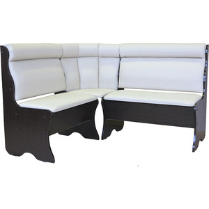 Кухонный угловой диван Гамма Уют 170х136 экокожа