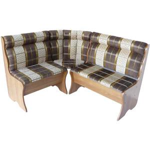 Кухонный угловой диван Гамма Уют 120х136 шенилл