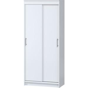 Шкаф-купе Гамма Эконом 120х45 белый