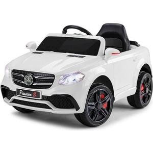 Детский электромобиль Harleybella Mercedes Style 12V - HL-1558-WHITE shopntoys детский электромобиль трактор на аккумуляторе 12v js328c
