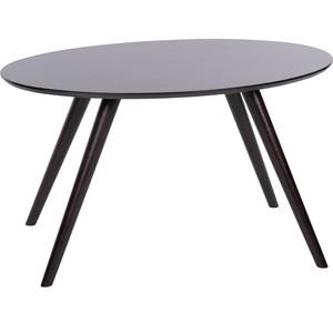 купить Стол журнальный Мебелик Лорейн 2 венге по цене 5700 рублей