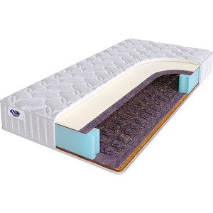Матрас SkySleep Joy Foam Cocos BS 80x200x17 матрас skysleep joy foam cocos s500 80x200x17