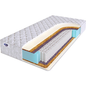 Матрас SkySleep START MEDIUM S1000 200x200x20