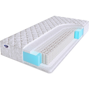 Матрас SkySleep START TWIN FIBER S1000 200x200x21