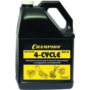 Масло моторное Champion SAE 30 4л (952821)