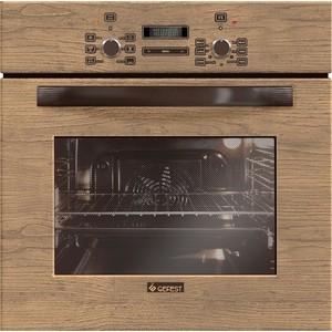 Электрический духовой шкаф GEFEST ДА 622-02 К47 духовой шкаф электрический gefest эдвда 622 02 k17 светло коричневый рисунок