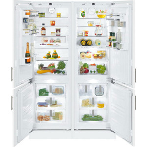 Встраиваемый холодильник Liebherr SBS 66I3-23 001
