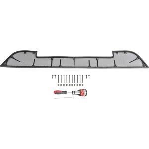 Защитная решетка радиатора Rival для Lada Granta седан (2015-2018), лифтбек (2014-2018), алюминий, RR.6002.1