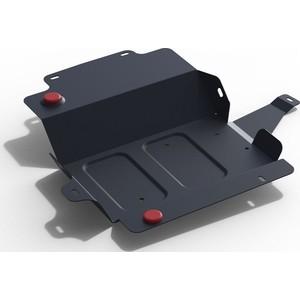 Защита адсорбера АвтоБРОНЯ для Geely Emgrand X7 (2018-н.в.), сталь 2 мм, 111.01920.1