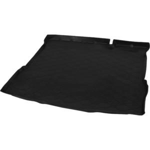 Коврик багажника Rival для Lada Xray хэтчбек, хэтчбек Cross (без полки и с пластиковой накладкой в проеме ) (2016-н.в.), полиуретан, 16007005