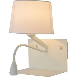 Бра Artelamp A1056AP-2WH