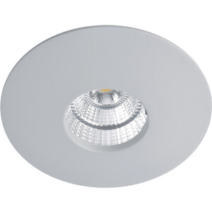 Встраиваемый светодиодный светильник Artelamp A5438PL-1GY