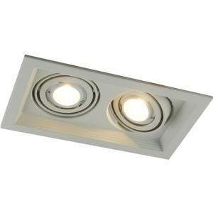 Встраиваемый светильник Artelamp A6661PL-2WH фото
