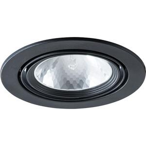 Встраиваемый светильник Artelamp A6664PL-1BK