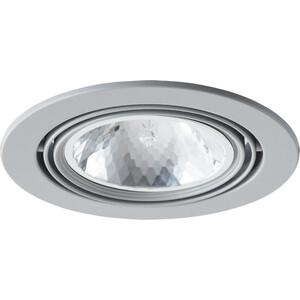 Встраиваемый светильник Artelamp A6664PL-1GY бра artelamp a8888ap 1gy 1хe14х40