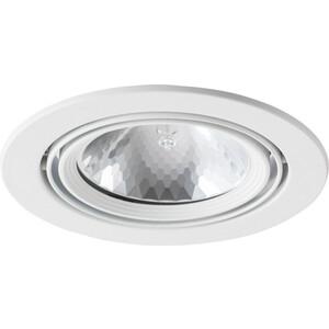 Встраиваемый светильник Artelamp A6664PL-1WH