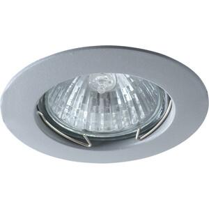 Встраиваемый светильник Artelamp A2103PL-1GY цена