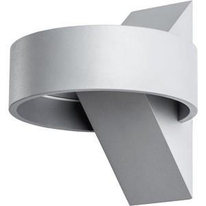 Настенный светодиодный светильник Artelamp A1705AP-1GY