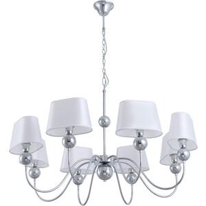 Подвесная люстра Arte Lamp A4012LM-8CC arte lamp люстра artelamp a4011lm 8cc
