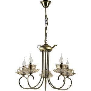 Подвесная люстра Arte Lamp A1750LM-5AB подвесная люстра arte lamp american diner a9366lm 5ab