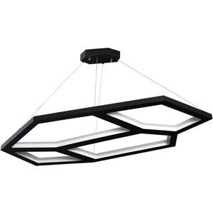 Подвесной светодиодный светильник Artelamp A2515SP-1BK все цены