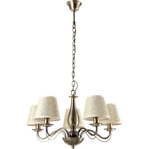 Подвесная люстра Arte Lamp A9368LM-5AB подвесная люстра arte lamp american diner a9366lm 5ab