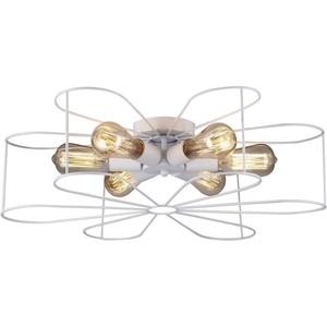 Потолочная люстра Artelamp A6049PL-6WH