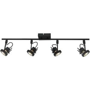 цены Спот Artelamp A4301PL-4BK