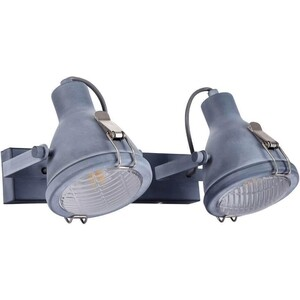 цена Спот Artelamp A9178AP-2GY в интернет-магазинах