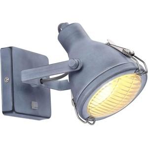 Спот Artelamp A9178AP-1GY бра artelamp a8888ap 1gy 1хe14х40