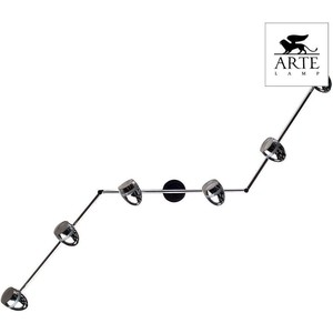 Трековая система Artelamp A6701PL-6CC