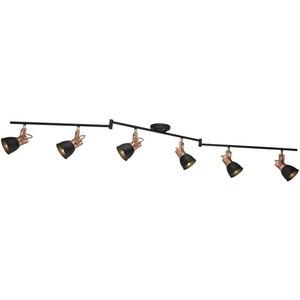 Трековая система Artelamp A1677PL-6BK цена