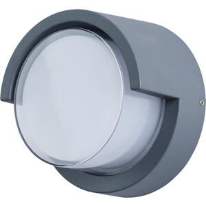 Уличный настенный светодиодный светильник Artelamp A8159AL-1GY