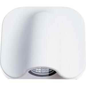 Уличный настенный светодиодный светильник Artelamp A8503AL-1WH уличный настенный светильник artelamp a3302al 1wh