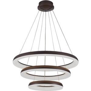 Подвесной светодиодной светильник Citilux CL730155RS подвесной светодиодной светильник citilux cl225110r