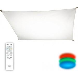 Потолочный светодиодный светильник Citilux CL70113R80