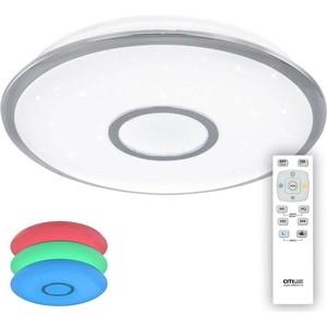 Потолочный светодиодный светильник Citilux CL70340RGB